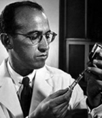 Photo of Jonas Salk