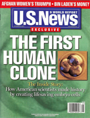Cover of U.S. News and World Report
